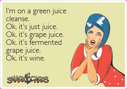 wine snark card