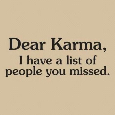 dear-karma